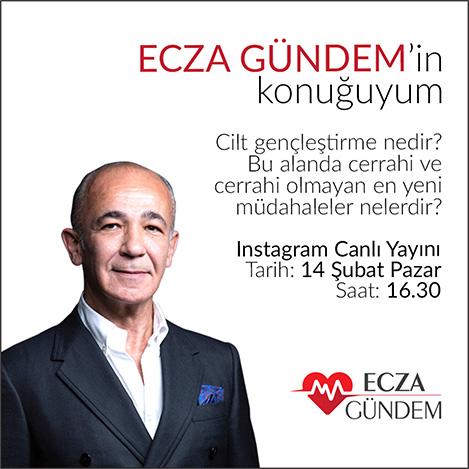 Prof. Dr. Akın Yücel Ecza Gündem