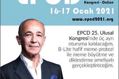 Prof. Dr. Akın Yücel Epcd 25. Ulusal Kongresi